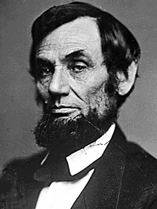 US-LINCOLN-PORTRAIT