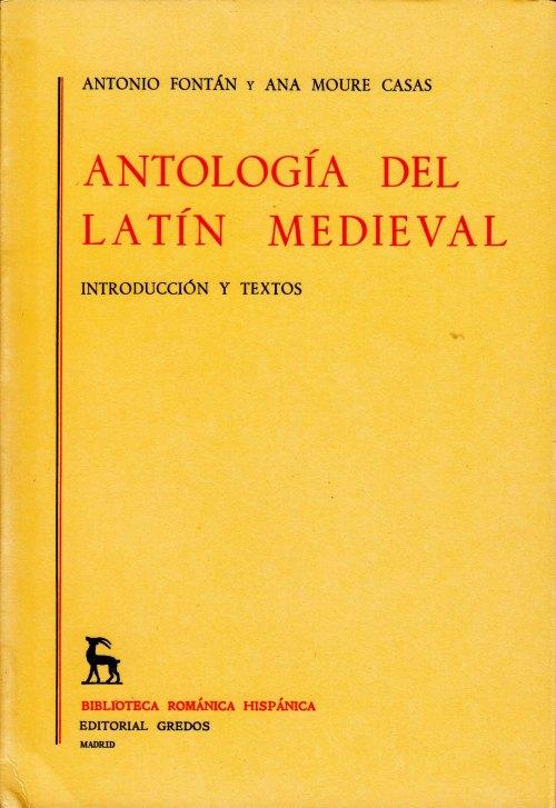 Antología del Latín Medieval