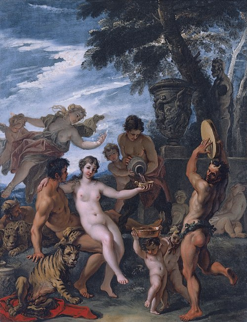sebastianoriccibacoyariadna1691-1694