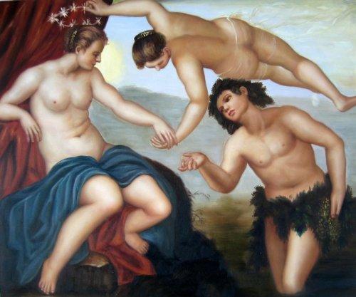 TintorettoBaco y Ariadna2