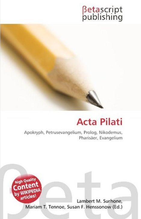 acta-pilati