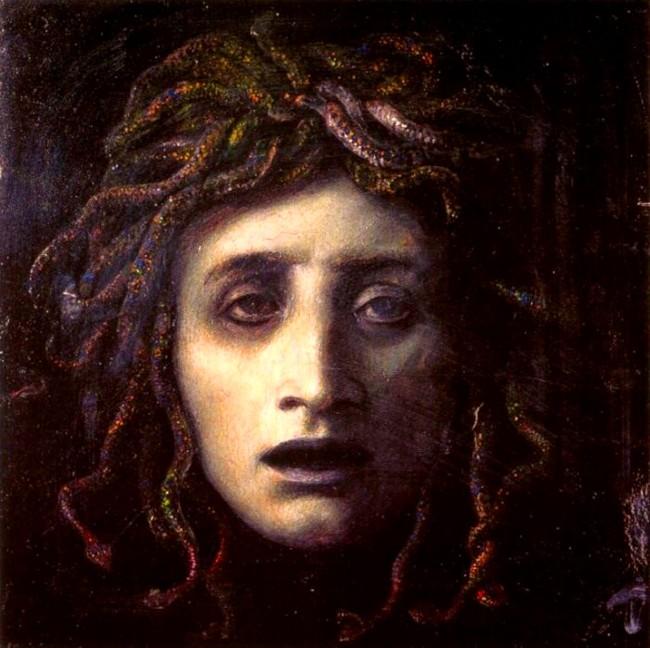 ARNOLD_BÖCKLIN-Medusa-1878