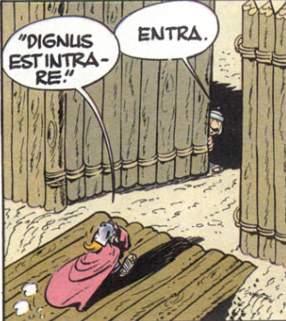 dignus_est_intrare