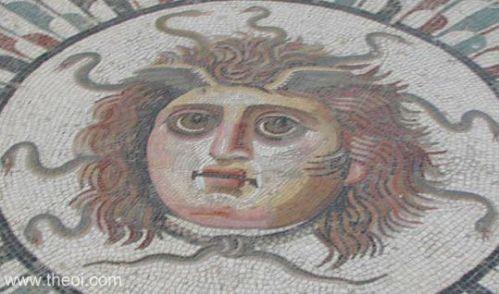MedusamosaicoromanotardíoSusa