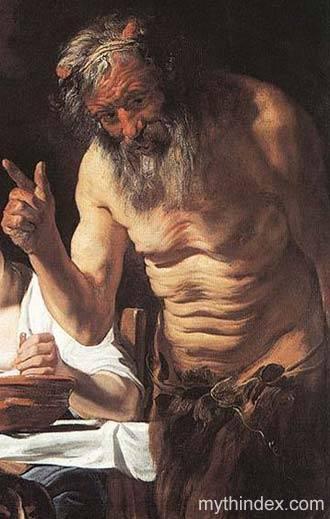 SilenoJordaens (1593-1678)