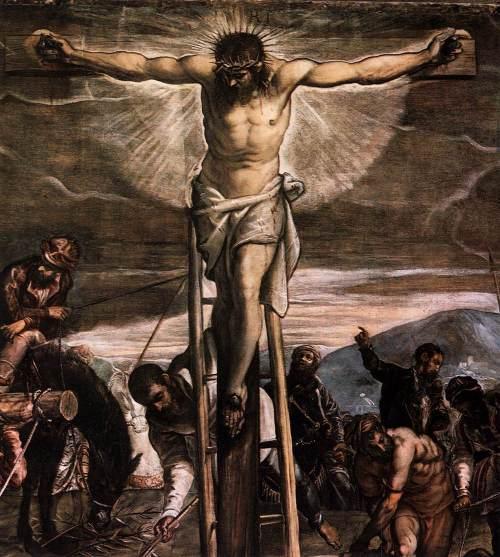 TintorettoCrucifixion(detalle)