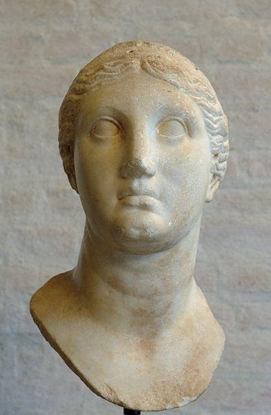 BereniceIIdeEgiptoGliptotecaMunich