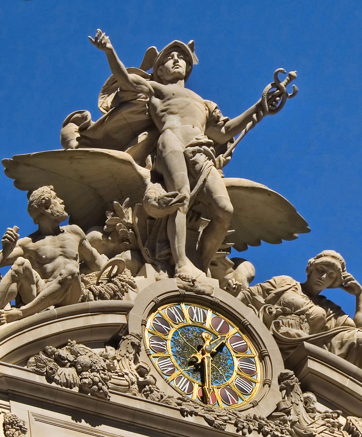 mercury-clock-at-grand-central-terminal