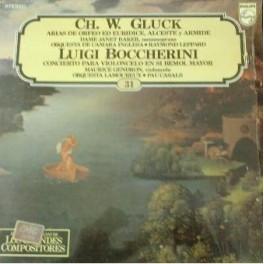 chw-gluck-y-luigi-boccerini-nº-31-de-la-enciclopedia-salvat-de-los-grandes-compositores