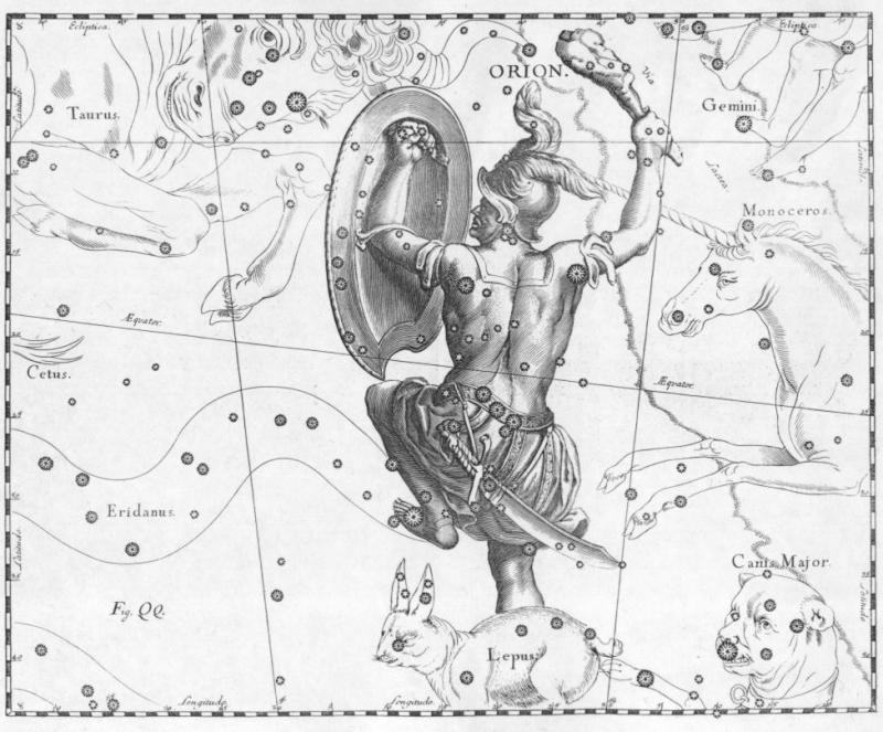 Orion_constelacion_Hevelius