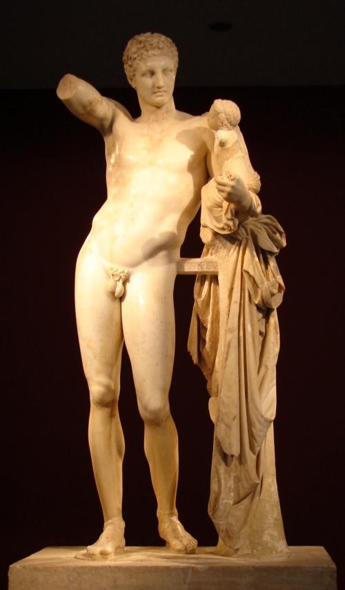 Hermespraxiteles