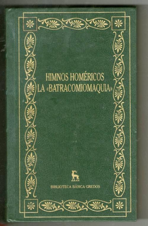 homero-himnos-homericosgredos