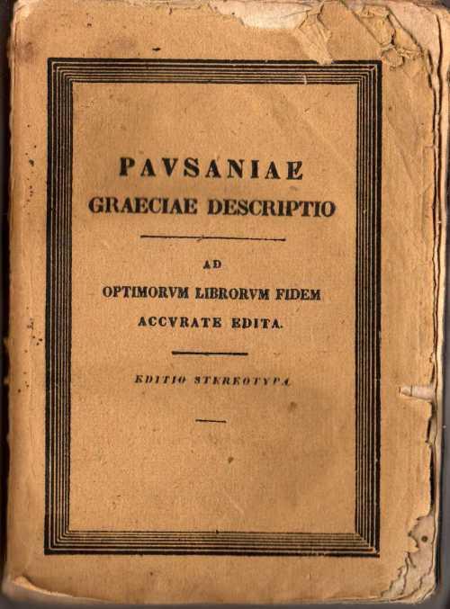 Pausaniasdescripcion
