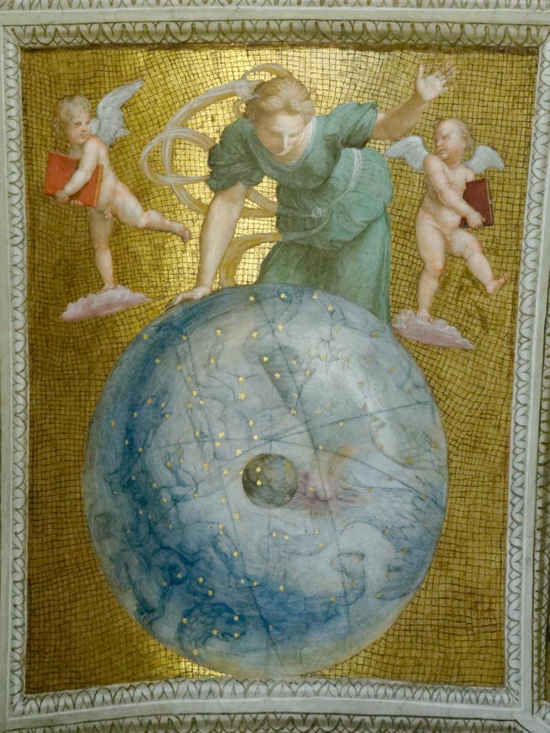 Stanza_della_Segnatura_ceiling_Urania