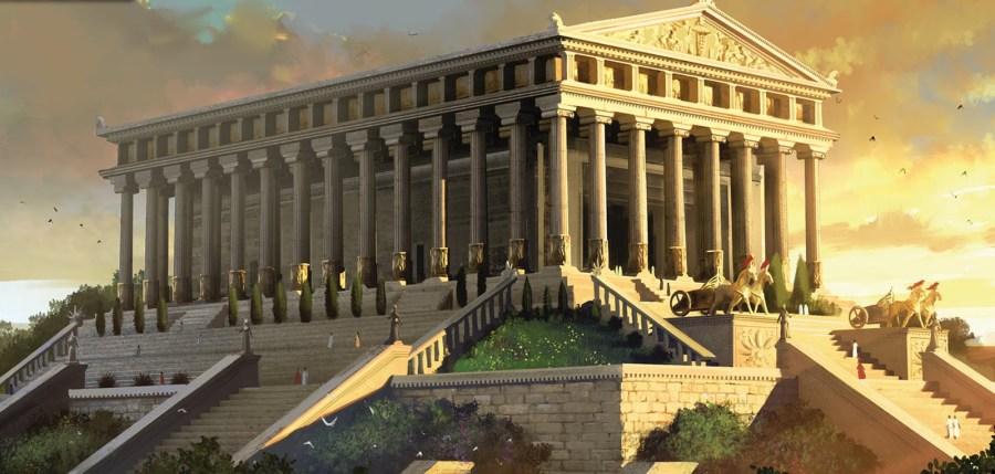 reconstruccion templo artemisa