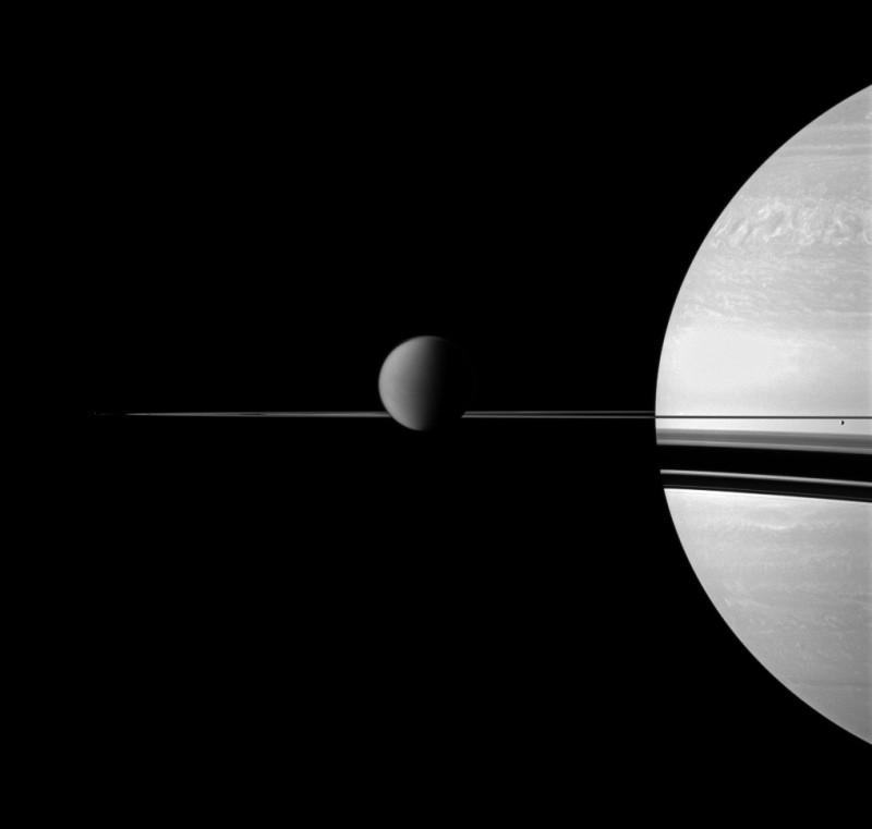 SaturnoTitányEncélado
