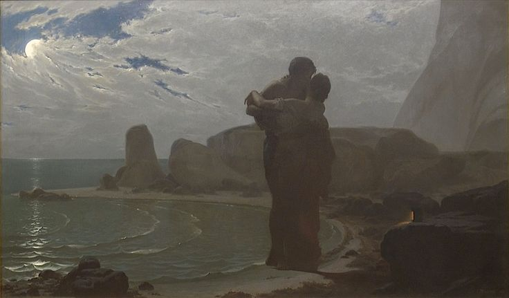 Baader Hero et Léandre 1866