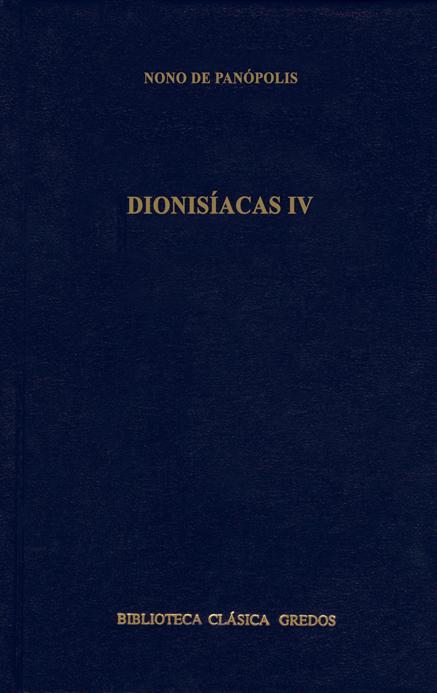 dionisiacasnono