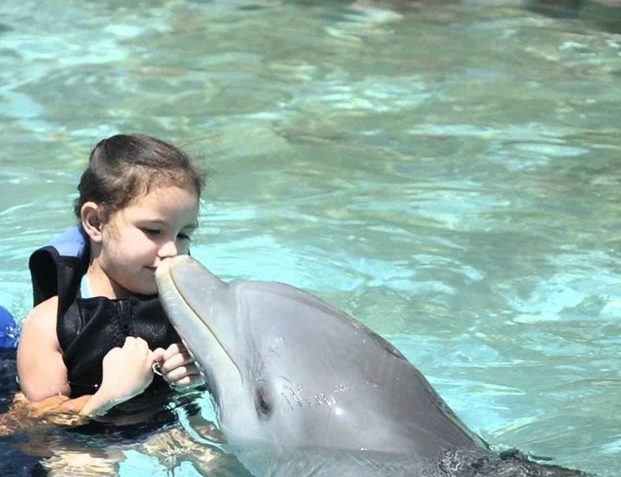niñadelfin