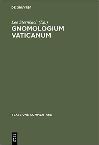 sternbachgnomologium