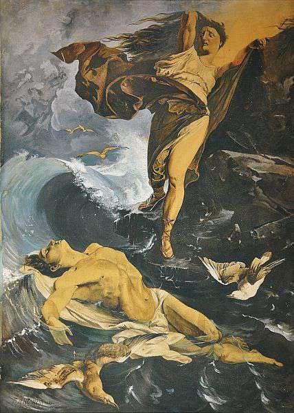HeroandLeanderFelixJenewein1896