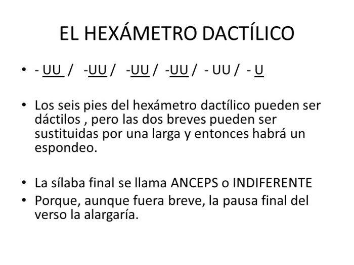 hexametro