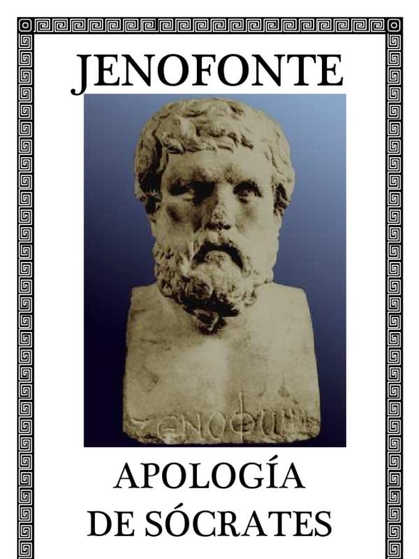 apologiadesocratesjenofonte