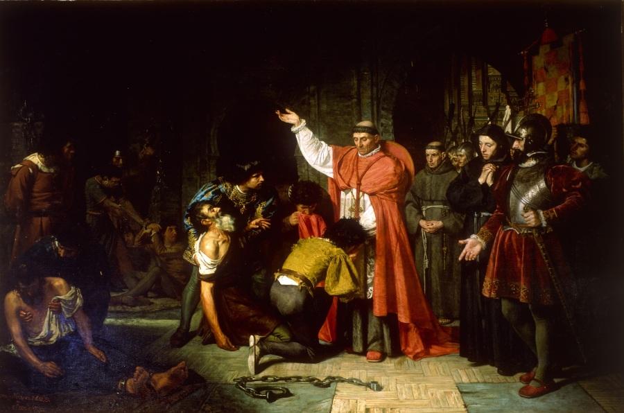 el_cardenal_cisneros_libertando_a_los_cautivos_de_oran