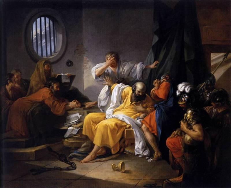 la-muerte-de-socrates-jacques-philippe-jiseoh-de-saint-quentin-1792
