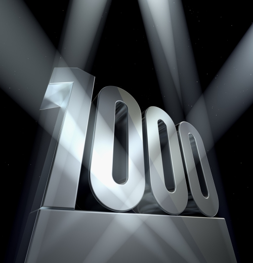 number-1000-by-shutterstock