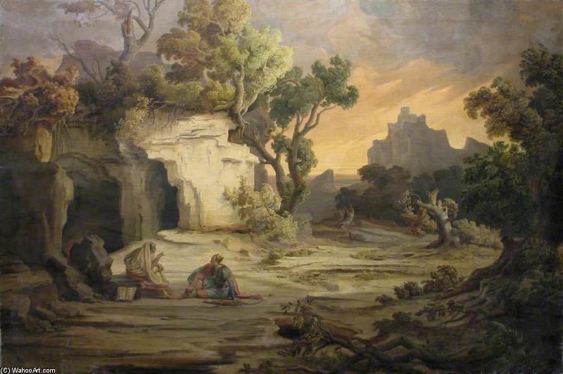 augustalbertzimmermann-paisajecon-eneas-y-lasibila-de-cumas