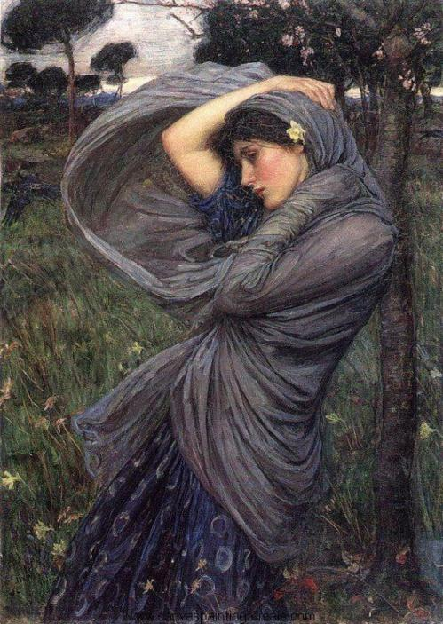 boreas-waterhouse