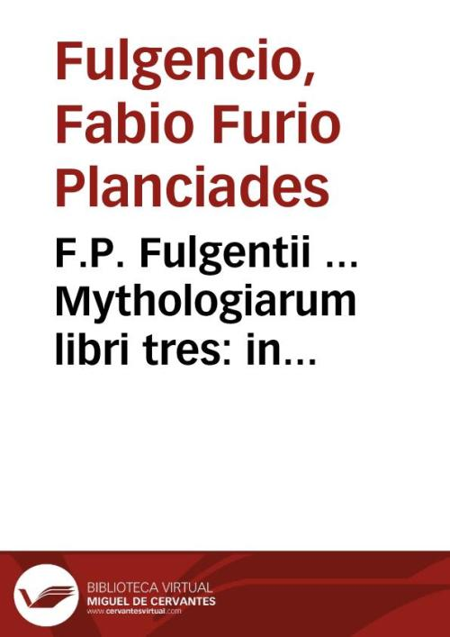 fulgencio-mythologiarum