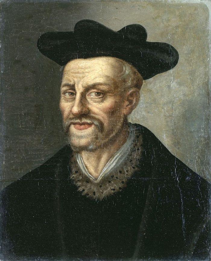 francois-rabelais-retrato