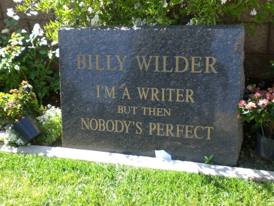 tumba-billy-wilder